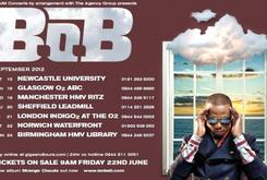 B.o.B. Announces UK Tour