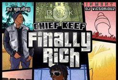 """Updated Cover Art Revealed For Chief Keef's """"Finally Rich"""" Mixtape"""