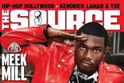 Meek Mill Covers The Source