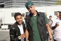 """J. Cole & Diggy Simmons Beef Re-Ignited With Diggy's Diss Track """"Fall Down"""""""