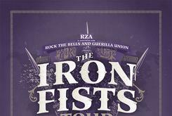 """RZA Announces """"The Man With The Iron Fists"""" Tour"""