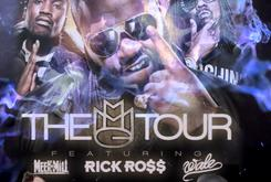 Rick Ross, Meek Mill & Wale Announce MMG Tour With Machine Gun Kelly