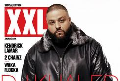 DJ Khaled On Cover Of XXL Special Edition Magazine