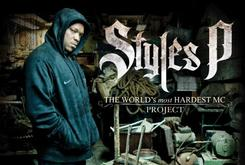 "Styles P Announces New Album ""The World's Hardest MC Project,"" Releases Cover Art"