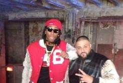 """BTS Photos: Video For DJ Khaled's """"Bitches And Bottles"""" With T.I., Lil Wayne & More"""
