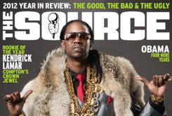 "2 Chainz Covers The Source's ""Man Of The Year"" Issue"