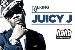 """Exclusive: Juicy J On Recording """"Bands"""", Longevity In Hip Hop, And """"Stay Trippy"""" Release Date"""