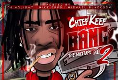 "Cover Art Revealed For New Chief Keef Mixtape  ""Bang Pt. 2"""