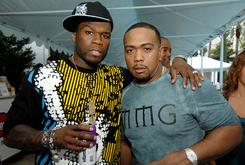 Timbaland Signs With 50 Cent's SMS Audio