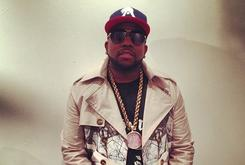 """BTS Photos: Big Boi Filming Video For """"Apple Of My Eye"""""""