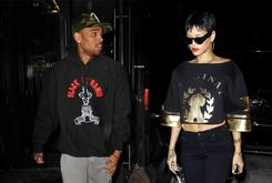 Chris Brown And Rihanna Collaborating On New Record