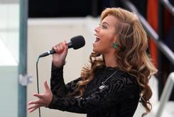 "Beyonce Lip-Synched ""The Star-Spangled Banner"" At President Obama's Inauguration"