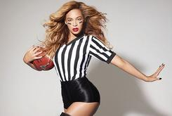 BTS Photos: Beyonce Rehearsing For Half-Time Show At Superbowl