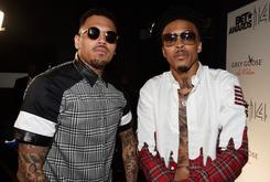 Chris Brown Announces Three-Date Tour With August Alsina