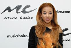 Keyshia Cole Posts Her Husband's Texts With A Video Girl On Instagram