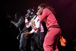 Six People Were Stabbed At A Migos Concert Last Night