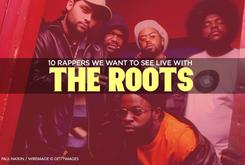 10 Rappers We Want To See Live With The Roots