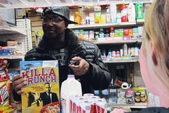 """Cam'ron's """"Killa Crunch"""" Cereal Boxes Will Have $100 In Cash Inside"""