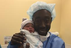 Freddie Gibbs Is The Happiest Dad On Earth