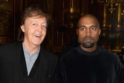 Paul McCartney Compares Kanye West's Songwriting Process To John Lennon's