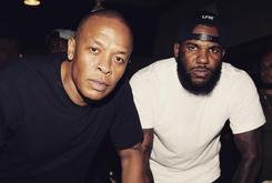 """The Game Says Dr. Dre Called """"The Documentary 2"""" The Best Rap Album In 5 Years"""