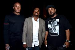 Dr. Dre & Ice Cube Cover Rolling Stone