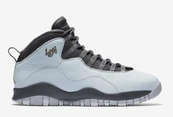 "Official Images Of The ""London"" Air Jordan 10 Revealed"
