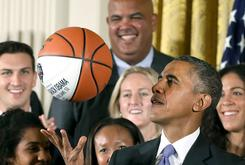 Barack Obama Is Reportedly Interested In Owning An NBA Team After His Presidency