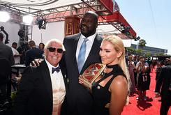 Shaq And The Big Show Set Up A Match For Wrestlemania 33 At The ESPYs