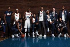 Jimmy Butler And Carmelo Anthony Debut The Air Jordan 31 In Team USA Photo