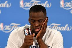 Draymond Green Apologizes For NSFW Picture Posted On His Snapchat