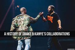 A History Of Drake & Kanye's Collaborations