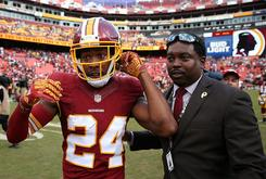 "Redskins' Josh Norman Blasts Refs: ""He Sucked. He Was Terrible"""