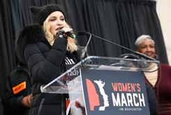 """Madonna Tells Donald Trump To """"Suck A Dick"""" At D.C. Women's March"""
