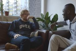 """Ed Sheeran & Stormzy Are One Of Music's Great Bromances In Latest """"Back & Forth"""""""