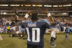 Vince Young Signs With Canadian Football Leauge's Saskatchewan Roughriders