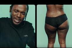 """Twitter Reacts To Kendrick Lamar's """"Stretch Marks"""" Line On """"HUMBLE"""""""