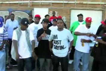 "Stretch Money (Cash Family) Feat. Willie The Kid ""Pitty Pat"" Video"