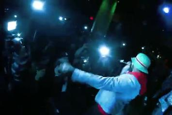 "Schoolboy Q ""Who's Next? (Live At S.O.B.'s NYC)"" Video"