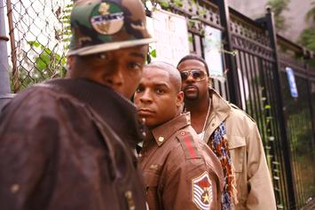 Treach & Kay Gee Of Naughty By Nature Discuss Tension w/ Vin Rock