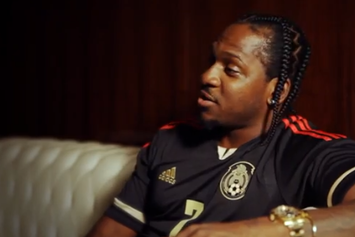 "Pusha T ""MNIMN Testimonial (Episode 2)"" Video"