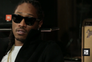 Future Speaks On Working With Miley Cyrus & Writing For Rihanna