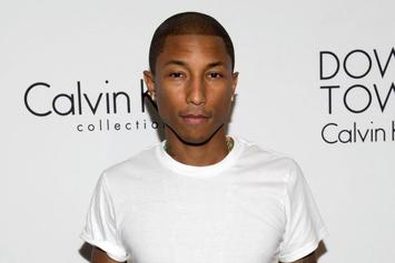 "Pharrell's ""Happy"" Receives Oscar Nomination For ""Best Original Song"""