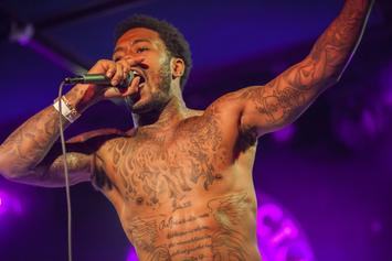 Deniro Farrar Opens For Nipsey Hussle In Charlotte, NC