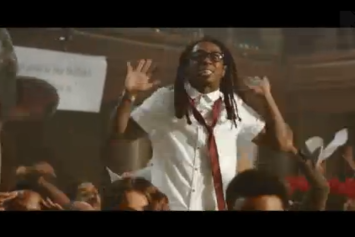 "Lil Wayne Feat. Birdman & Euro ""We Alright"" Video"