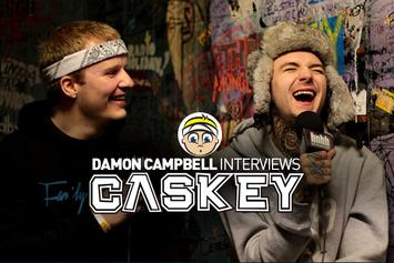 Caskey Discusses His Origins, Baking, Losing His Virginity At Disneyland And Meeting Birdman With Damon Campbell