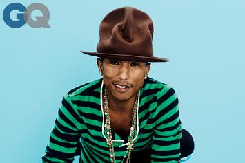 "Pharrell Says Songs Like ""Grindin'"" & ""I Just Wanna Love U"" Were Just A Phase For Him"