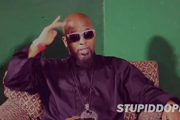 "Tech N9ne Speaks On Upcoming Album ""Strangeulation"""