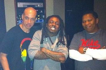 "Listen To A New Snippet From Lil Wayne's ""Carter V"""
