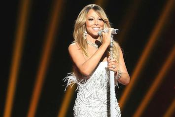 "Mariah Carey Announces New Album ""Me. I Am Mariah…The Elusive Chanteuse"""